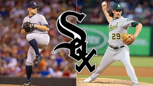 White Sox Acquire Robertson and Samardzija