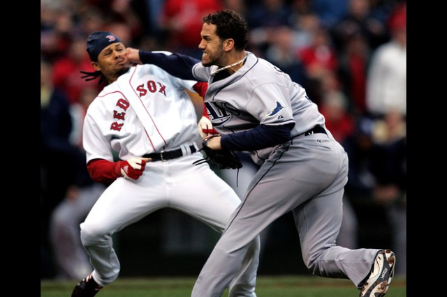 Shields vs Crisp: 2008