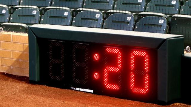 The Pitchclock Cometh