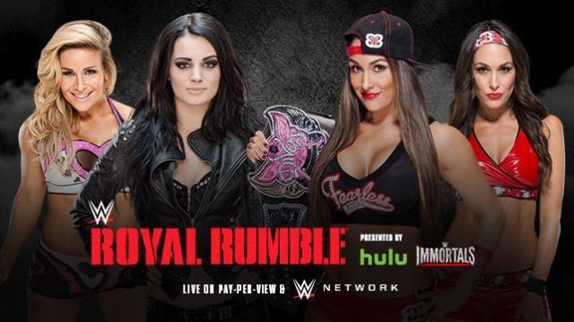 Total Divas Tag Match