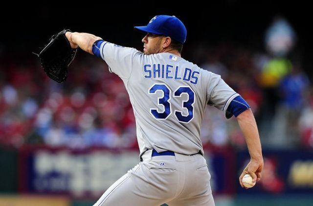 James Shields