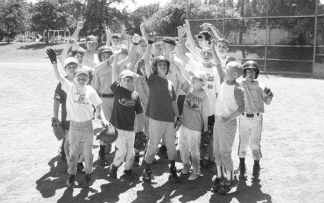 First Baseballism Camp