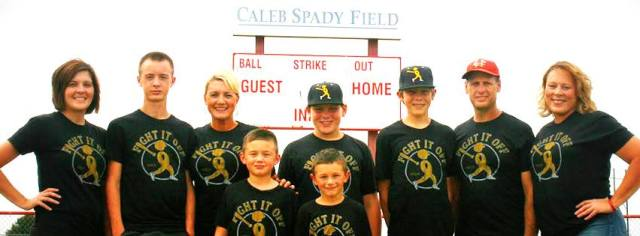 Spady Family